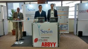 Stand SESIN - Intelidoc - ECM SHOW RJ 2014